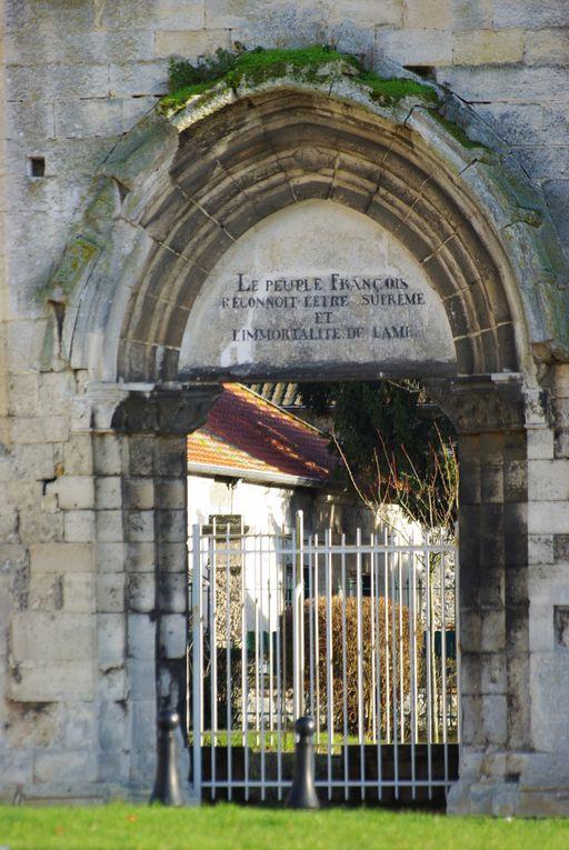 Album associé à l'article Le centre historique de Crépy-en-Valois.
