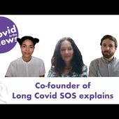 How are patient advocacy groups helping Long Covid recognition and research?