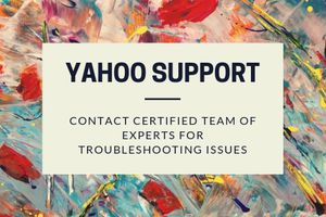YAHOO SUPPORT : CONTACT CERTIFIED TEAM OF EXPERTS FOR TROUBLESHOOTING ISSUES