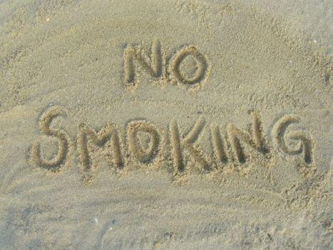 Interdiction de fumer et de vapoter sur les plages de Monaco