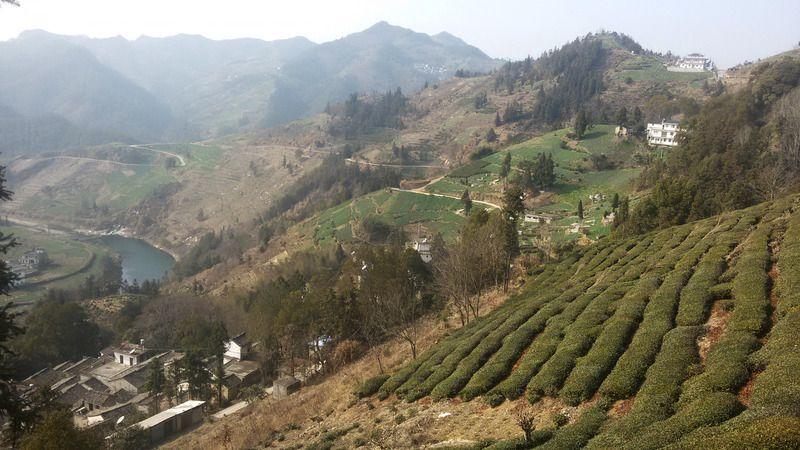 Treks et randonnées en Chine, près des Montagnes Jaunes.