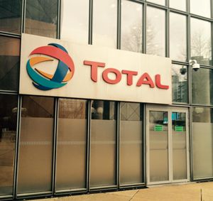 Mécénat chez Total