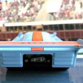 FASCICULE N°9 GULF MIRAGE GR-8 1975 ICKX / BELL IXO 1/43. - car-collector.net: collection voitures miniatures