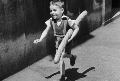 Le devoir du lundi : enfant heureux