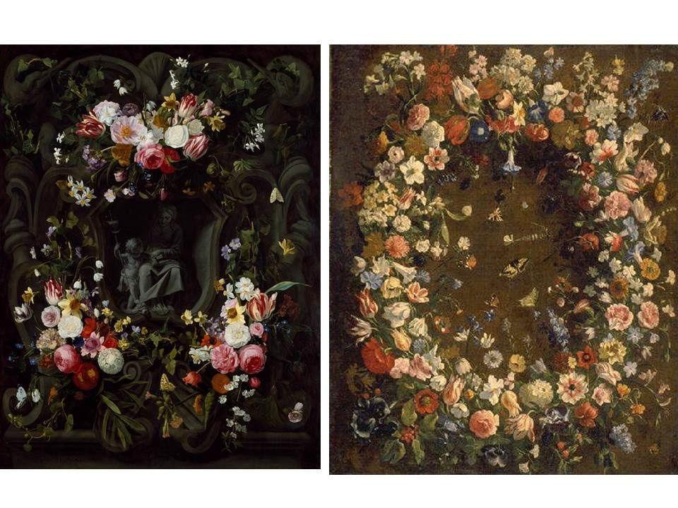 la nature morte: compositions florales, frutières, repas servis, vanités