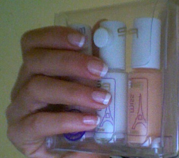 P2 French Manicure