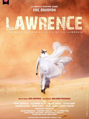 Lawrence. Un pari théâtral réussi pour évoquer Lawrence d'Arabie.