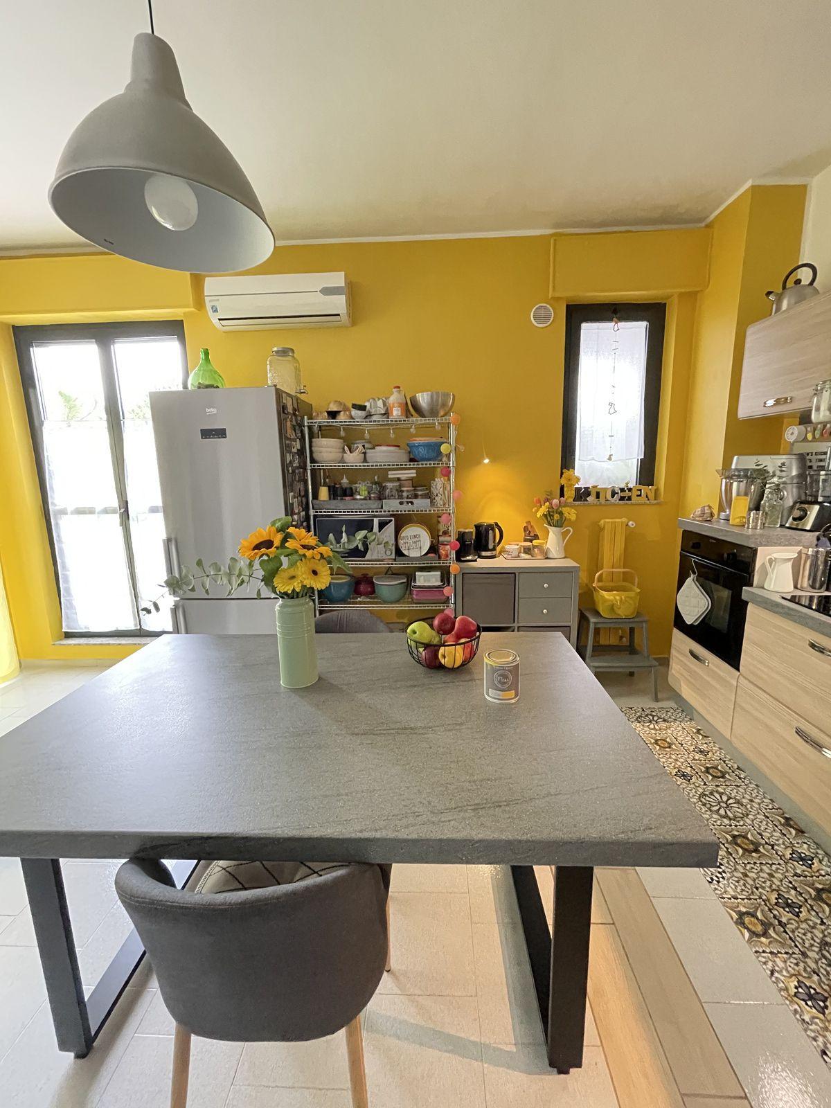 Restyling della mia cucina con i colori Fleur Paint