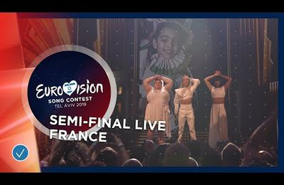 France - LIVE - Bilal Hassani - Roi - First Semi-Final - Eurovision 2019