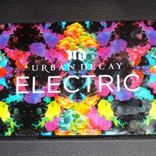 Urban Decay - Palette electric