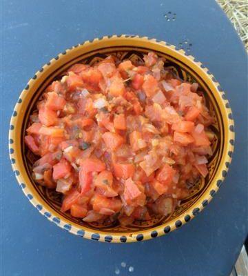 Tchouchouka du maroc