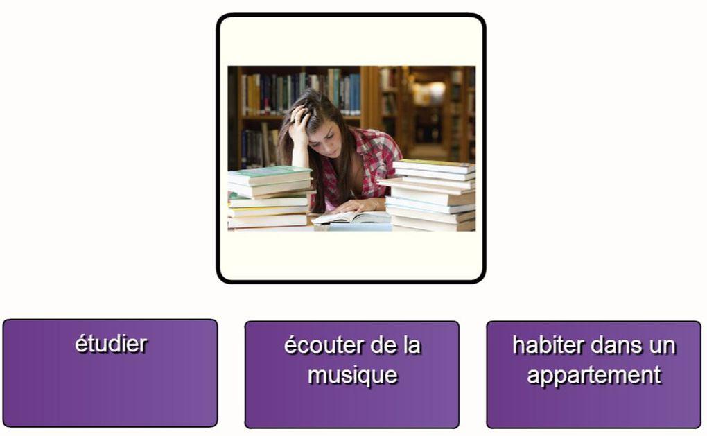 """Révision des verbes """"être"""", """"avoir"""", """"aller"""", """"venir"""" et des verbes en -ER"""