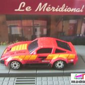 NISSAN SERIE BURNIN KEY CARS MATCHBOX 1986 - car-collector.net