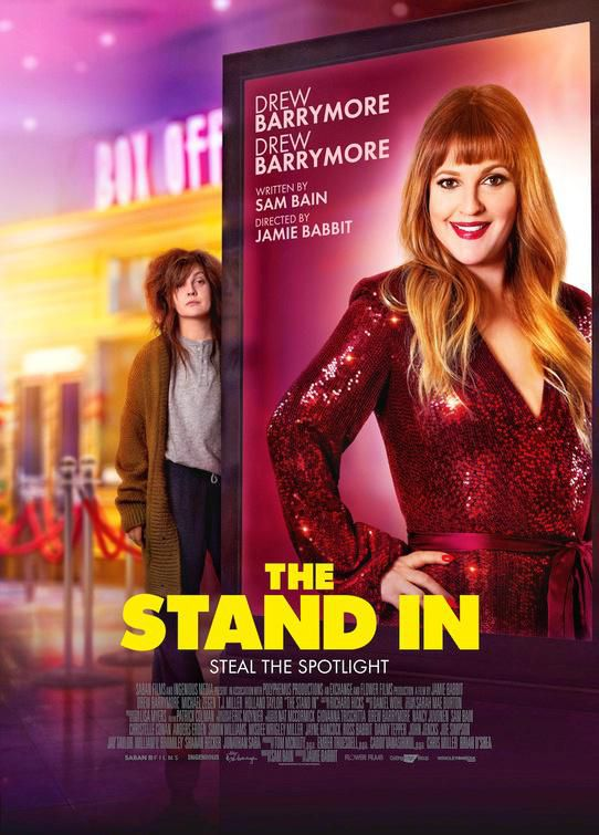 The Stand In (BANDE-ANNONCE) avec Drew Barrymore, T.J. Miller, Holland Taylor