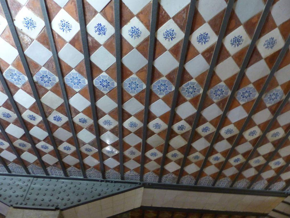 Autre jolie visite : le Palais Güell