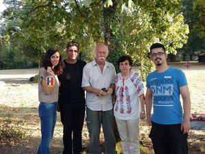 FORMATION ERASMUS+ du 17 au 24 septembre avec 24 participants Européens à Poitiers.