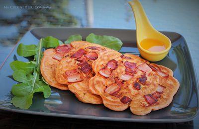 Pancakes Péï au Bacon