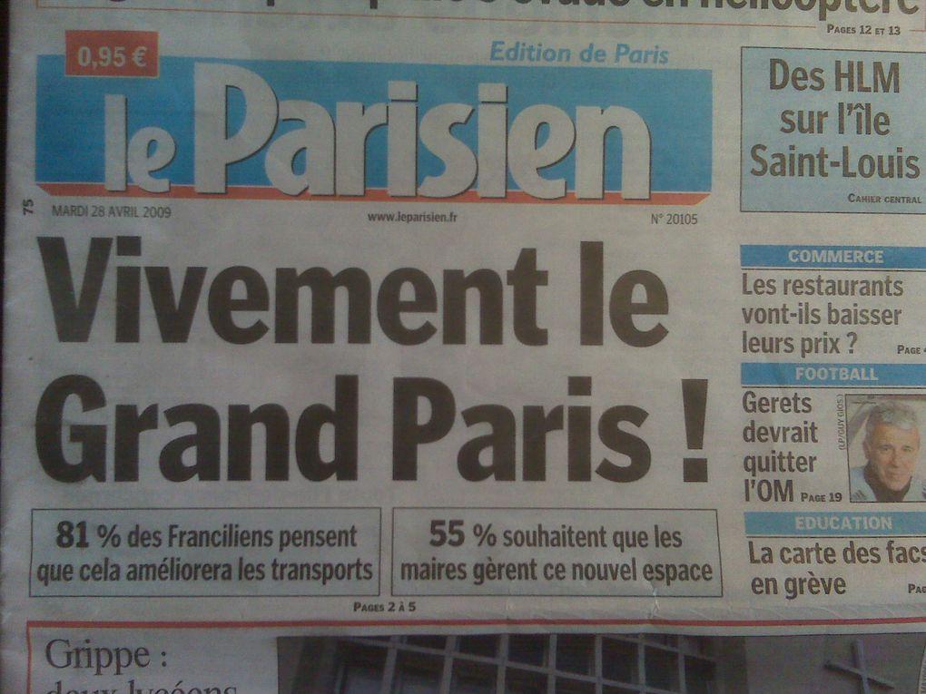 Métropole parisienne, pour un nouvel élan de la pensée critique !  #Paris #métropole #GrandParis