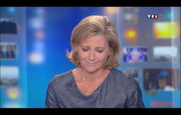 [2012 06 16] CLAIRE CHAZAL - TF1 - LE 13H @13H00