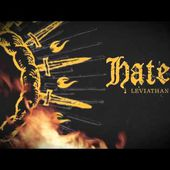 HATE - Leviathan (Official Lyric Video)   Napalm Records
