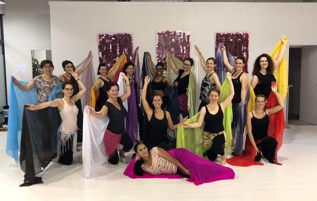Stage de Danse Orientale le 25 mai 2019 à Besançon