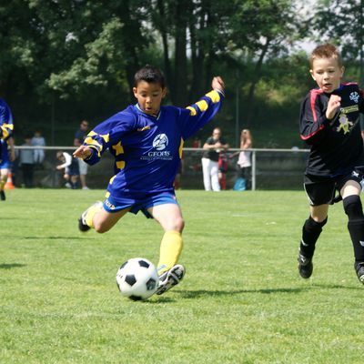 PHOTO TOURNOI U7 ET U9 MAI 2010