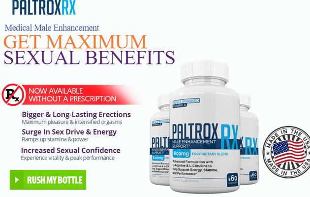 Paltrox RX Ingredients- The Sex Life Improving Supplement!!!