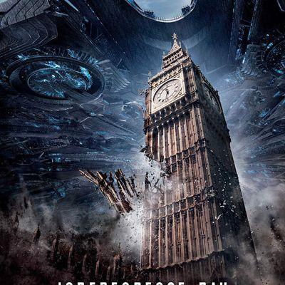 INDEPENDANCE DAY 2 RESURGENCE (2016), UN FILM DE TRANSITION