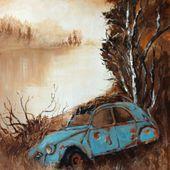Abandon après tant d'aventures - Simone MUGNIER