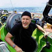 La titánica inmersión de James Cameron