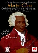 Master Class « De la musique classique au Hip Hop »