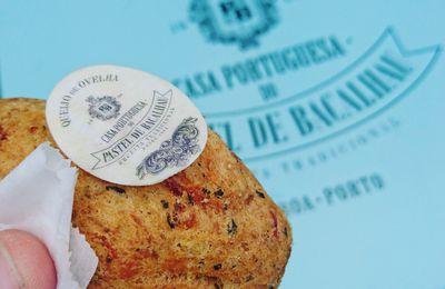 Pastel de Bacalhau / Croquette de Morue (Porto, Portugal)