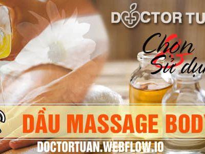 Chỉ dẫn biện pháp mát xa toàn thân sở hữu tinh dầu massage