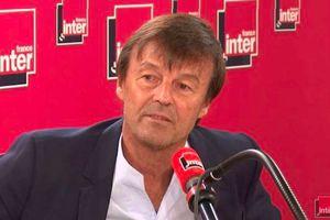 フランス環境大臣の辞任 Démission de Nicolas Hulot