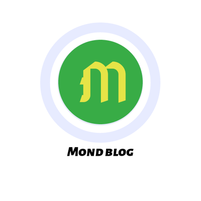 Mond blog
