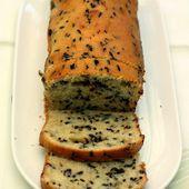 Cake au mascarpone et chocolat - Amandine Cooking