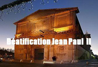 MARTIGUES : GRANDE VEILLEE DE PRIERE AVEC JEAN PAUL II