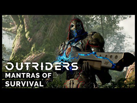 [ACTUALITE] OUTRIDERS - Une nouvelle bande-annonce aux Game Awards