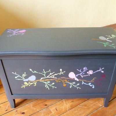 Vivre En Couleurs-Relooking de meubles-dans l'eure et ses environs