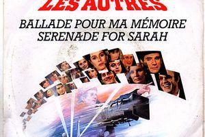 Francis Lai et Liliane Davis - Ballade pour ma mémoire - 1982
