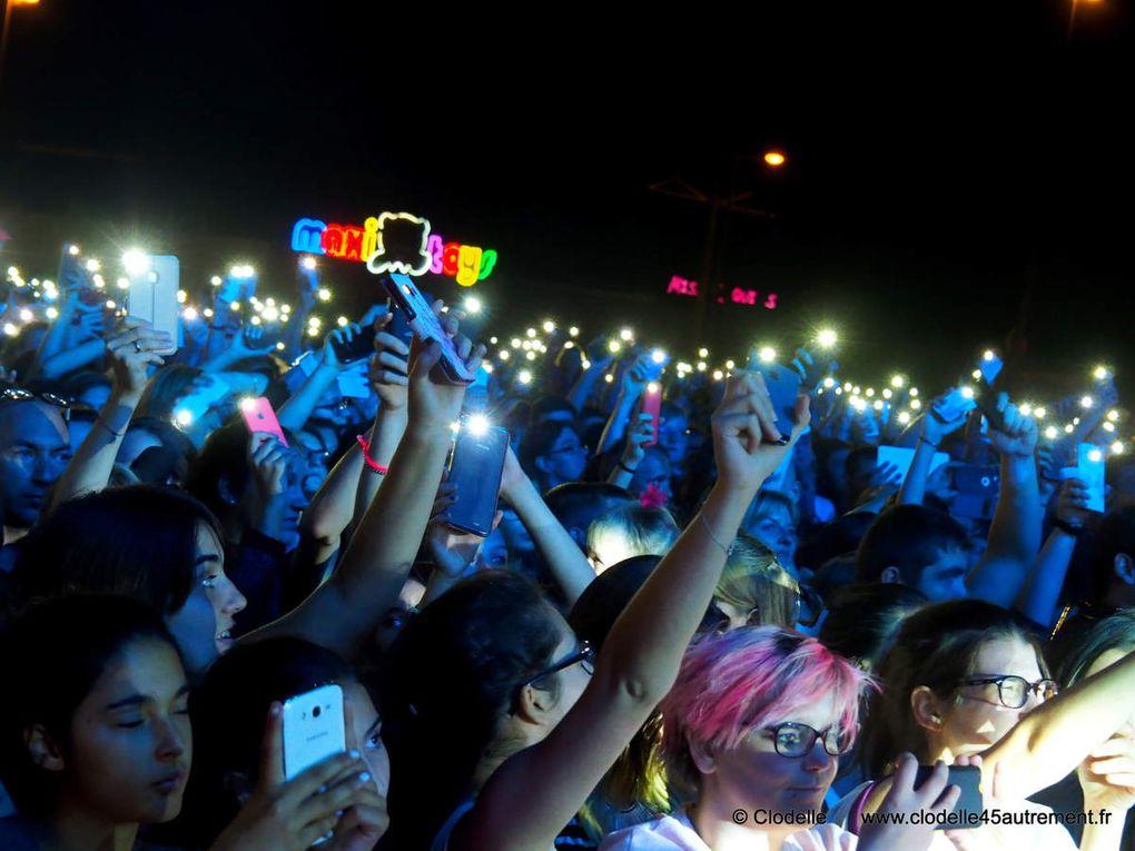 TOUR VIBRATION #2 à ORLÉANS : PHOTOS des artistes devant 25000 spectateurs