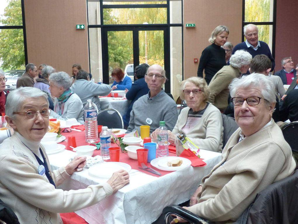 Les photos de la Fête de l'Hospitalité à l'Ile Bouchard du 01-12-2019