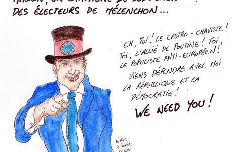 Voter Macron ?