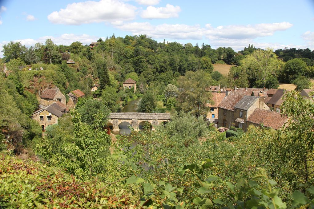Saint-Céneri-le-Gérei, plus beau village de France