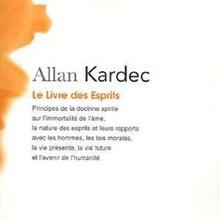Le livre Des Esprits, Allan Kardec, Chapitre I – Dans les zones inférieures