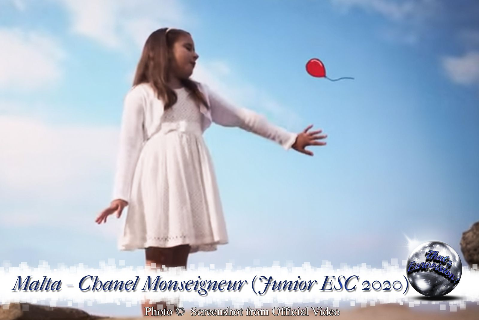 Malta - Chanel Monseigneur - Chasing Sunsets (Junior ESC 2020)