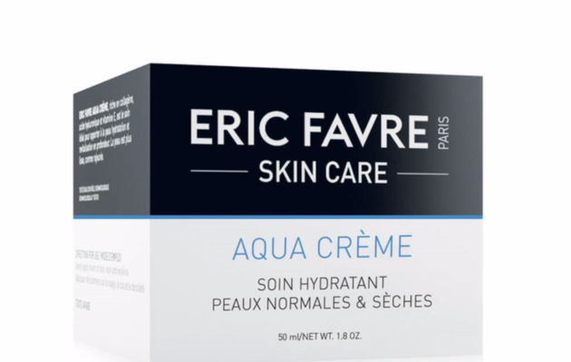 "Skin Care by Eric Favre ""Aqua Cream"""