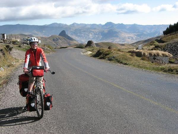 <strong>Sur la route, en equateur...</strong>