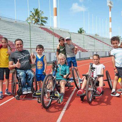 Article LNC : L'athlétisme se met à portée des jeunes le temps d'une matinée