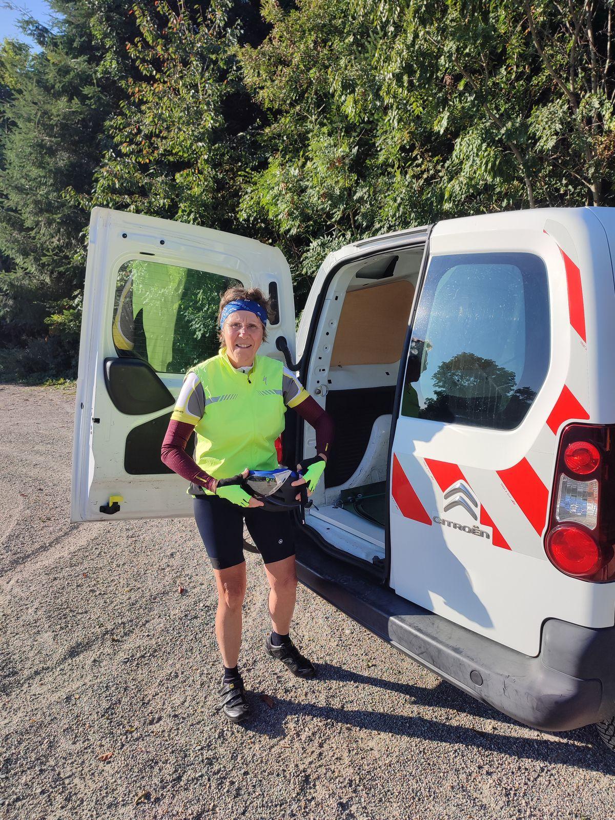 Croix de Chaubouret-Col Oeillon-La Croix de Montvieux -Randonneurs 2- Mercredi 1 septembre 2021